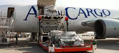 複合一貫輸送によるサービスを提供いたします。
